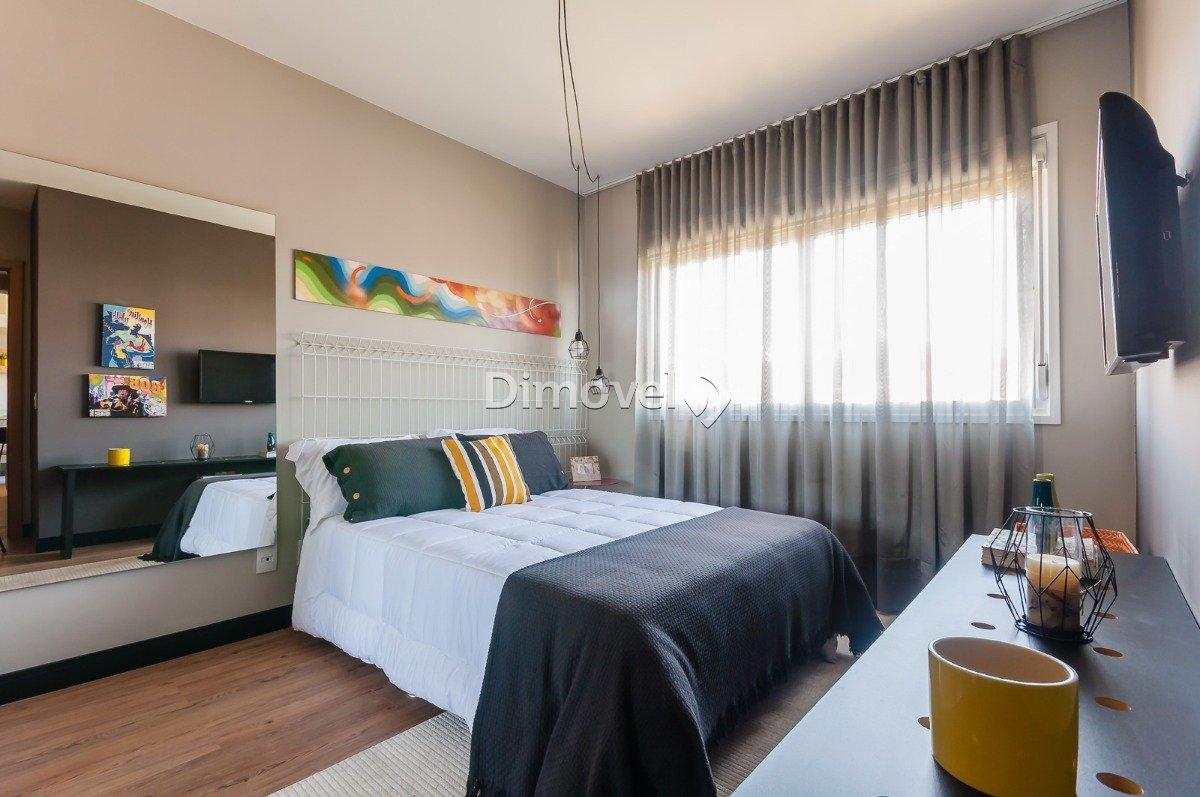 014 - Dormitório Suíte - Decorado