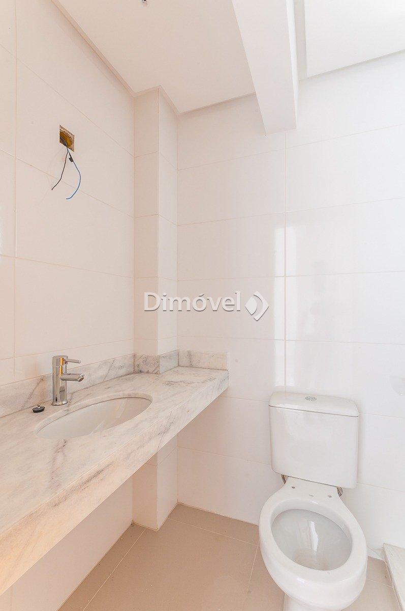006 - Banheiro - Dormitório Suíte