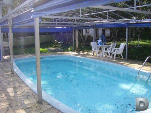 008 - Pátio com piscina