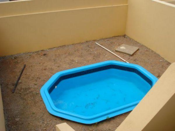 011 - Pátio com piscina