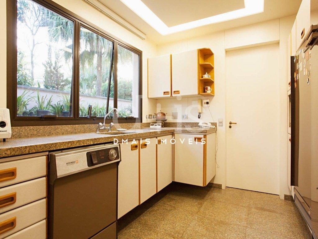 Cozinha de Casa no Jardim América