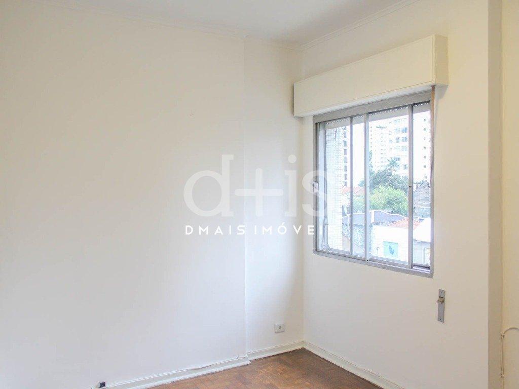 Dormitório de apartamento no Jardim América