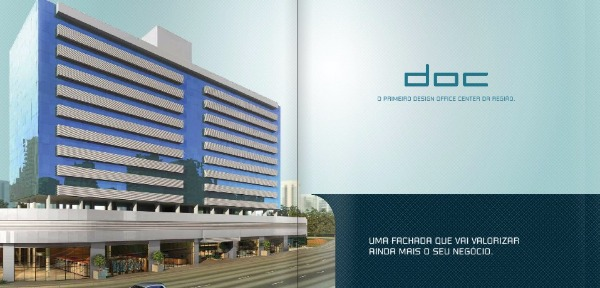 Doc Design Office Center - Sala, Floresta, Porto Alegre (100026)