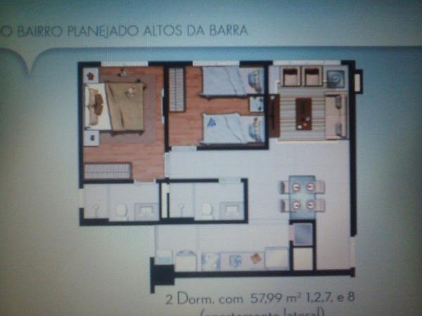 Ducati Imóveis - Apto 2 Dorm, Vila Nova (100145) - Foto 2