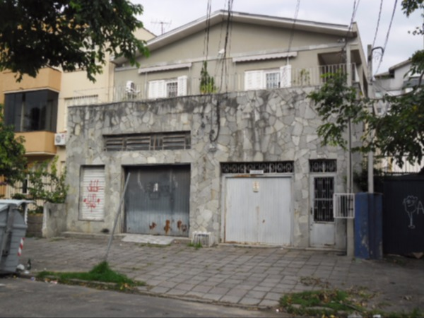 Casa Isolada - Casa 3 Dorm, Azenha, Porto Alegre (100146)