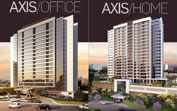 Axis Home Office - Apto 2 Dorm, Petrópolis, Porto Alegre (100196) - Foto 3