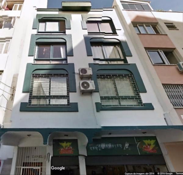 Edifício - Apto 1 Dorm, Centro Histórico, Porto Alegre (100421)