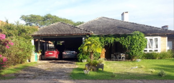 Terraville - Casa 4 Dorm, Belém Novo, Porto Alegre (100595)
