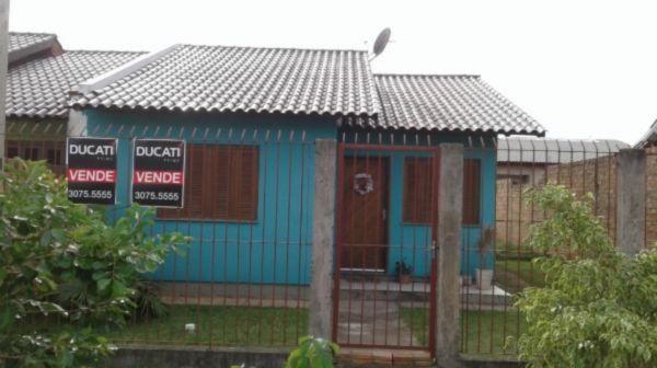 Loteamento São João - Casa 2 Dorm, Olaria, Canoas (100720)