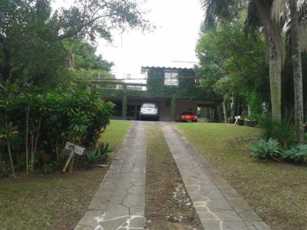 Parque Residencial Knorr - Casa 4 Dorm, Cavalhada, Porto Alegre - Foto 2