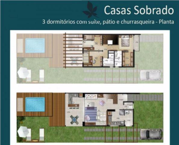 Chácara das Nascentes - Casa 3 Dorm, Agronomia, Porto Alegre (100854) - Foto 18