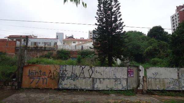 Terreno - Terreno, Jardim Itu Sabará, Porto Alegre (100954)