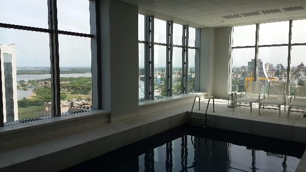 Trend Center Residence - Apto 1 Dorm, Praia de Belas, Porto Alegre - Foto 8