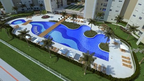 Life Park - Apto 2 Dorm, Marechal Rondon, Canoas (101005) - Foto 8