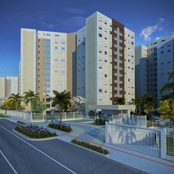 Life Park - Apto 2 Dorm, Marechal Rondon, Canoas (101005) - Foto 7