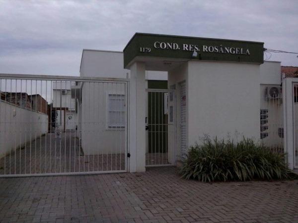 Residencial Rosângela - Casa 2 Dorm, Niterói, Canoas (101091)