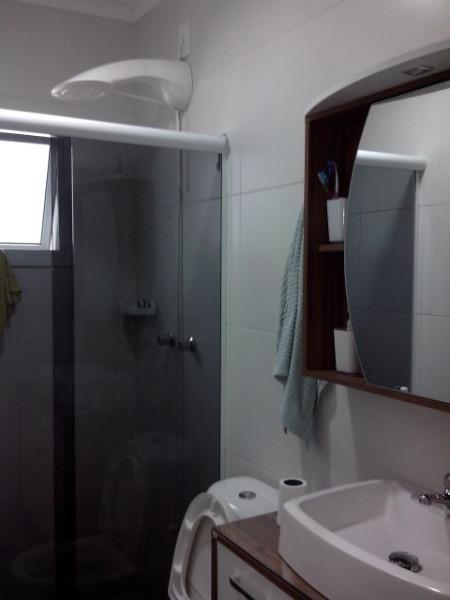 Residencial Rosângela - Casa 2 Dorm, Niterói, Canoas (101091) - Foto 7