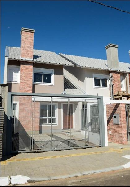 Residencial Palermo - Casa 3 Dorm, Mont Serrat - Foto 3