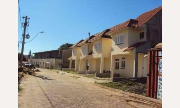 Horizontal Encosta do Sol - Casa 3 Dorm, Aberta dos Morros (101417) - Foto 2