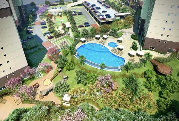 Rossi Caribe - Apto 2 Dorm, Jardim Carvalho, Porto Alegre (101476) - Foto 32