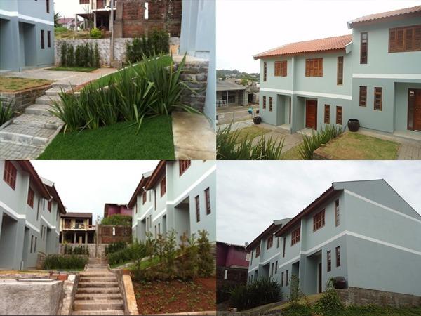 Arco Iris - Casa 2 Dorm, Ecoville, Portão (101507)