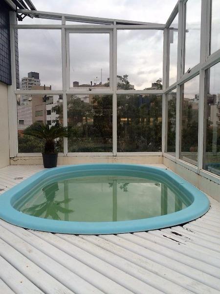 Edifício Grenoble - Cobertura 2 Dorm, Petrópolis, Porto Alegre - Foto 15