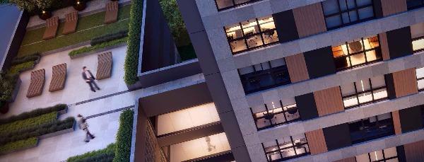 Greenwich - Sala, Menino Deus, Porto Alegre (101541) - Foto 6