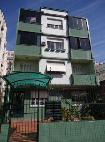 Edifício Elias - Apto 2 Dorm, Farroupilha, Porto Alegre (101651)