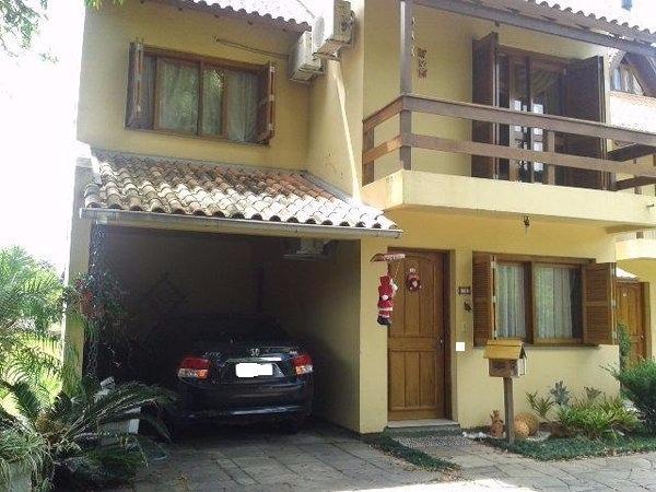 Residencial Guarujá - Casa 3 Dorm, Guarujá, Porto Alegre (101724)