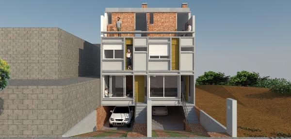 Condomínio Caminhos do Sol - Casa 3 Dorm, Guarujá, Porto Alegre