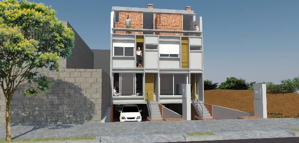 Condomínio Caminhos do Sol - Casa 3 Dorm, Guarujá, Porto Alegre - Foto 2