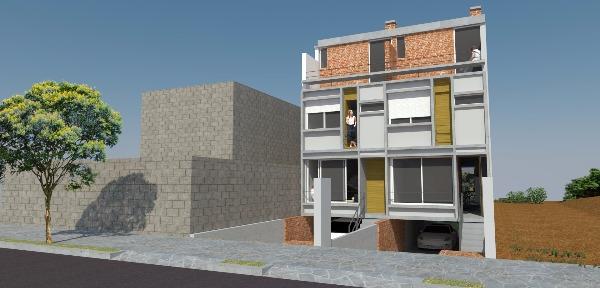 Condomínio Caminhos do Sol - Casa 3 Dorm, Guarujá, Porto Alegre - Foto 3