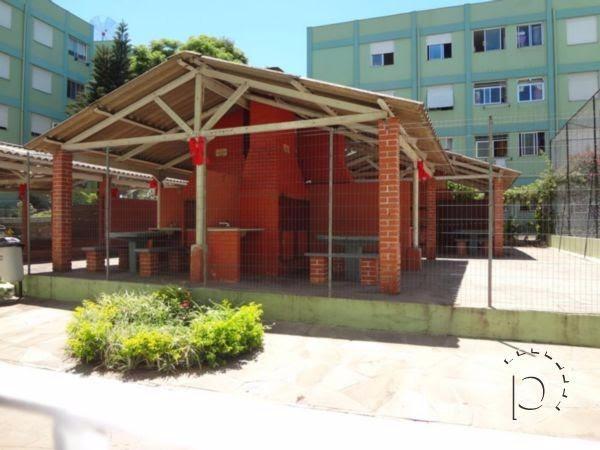 Condomínio Vitória Régia - Apto 1 Dorm, Camaquã, Porto Alegre (101776) - Foto 6