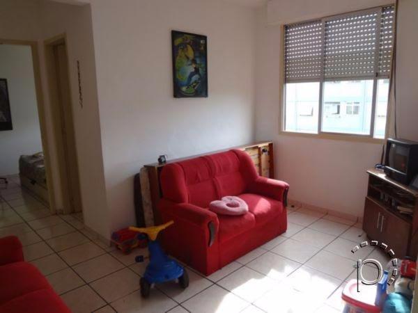 Condomínio Vitória Régia - Apto 1 Dorm, Camaquã, Porto Alegre (101776) - Foto 3