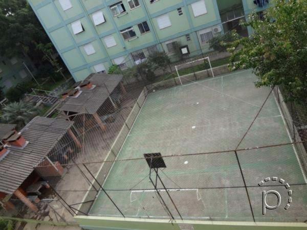 Condomínio Vitória Régia - Apto 1 Dorm, Camaquã, Porto Alegre (101776) - Foto 9