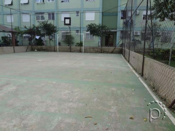 Condomínio Vitória Régia - Apto 1 Dorm, Camaquã, Porto Alegre (101776) - Foto 8
