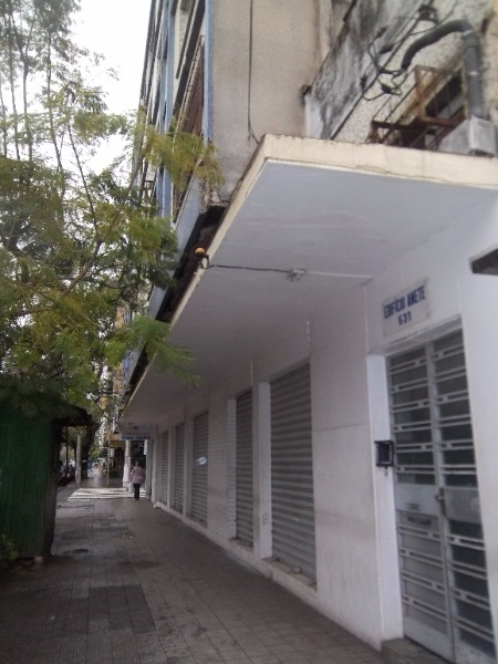 Edifício Anete - Apto 1 Dorm, Navegantes, Porto Alegre (102050) - Foto 2