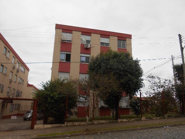 Edifício Letícia - Apto 1 Dorm, Protásio Alves, Porto Alegre (102156) - Foto 2
