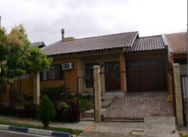 Casa 3 Dorm, Parque da Matriz, Cachoeirinha (102245)