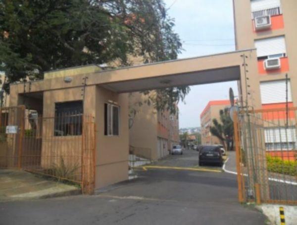 Condomínio Jardim Cristal - Bahia - Apto 2 Dorm, Cristal, Porto Alegre