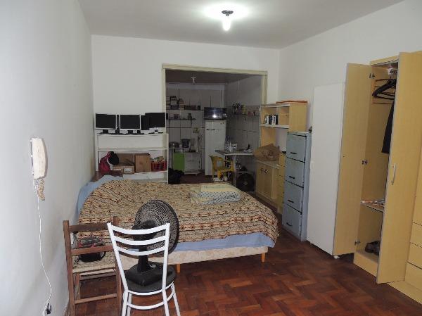 Edifício - Apto 1 Dorm, Azenha, Porto Alegre (102256) - Foto 3