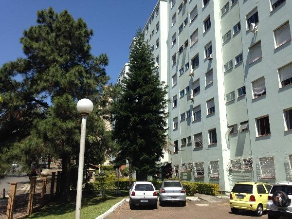 Jardim Sabará - Apto 2 Dorm, Jardim Itu Sabará, Porto Alegre (102293)
