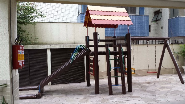 Edifício Boulevard - Apto 2 Dorm, Bom Jesus, Porto Alegre (102348) - Foto 9