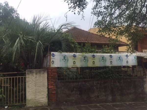 Terreno na Luis de Camôes - Terreno, Santo Antônio, Porto Alegre