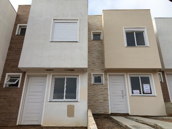 Condomínio - Casa 2 Dorm, Vila Nova, Porto Alegre (102435)