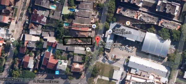 Terreno na Luis de Camões - Terreno, Santo Antônio, Porto Alegre - Foto 2