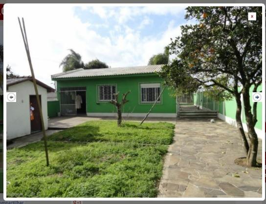Niterói - Casa 2 Dorm, Niterói, Canoas (102456)
