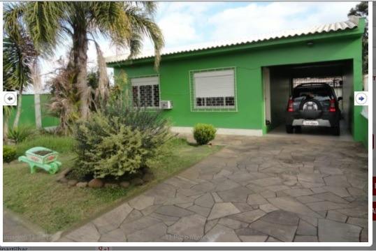 Niterói - Casa 2 Dorm, Niterói, Canoas (102456) - Foto 2