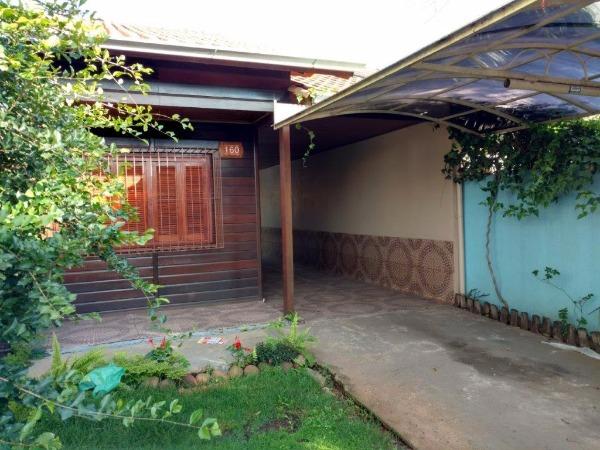 Pitangueiras - Casa 2 Dorm, Harmonia, Canoas (102500)