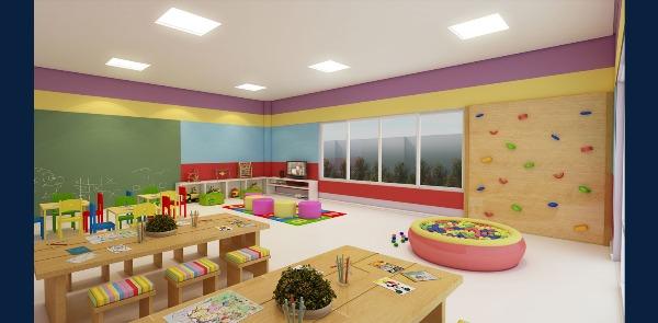 Vida Viva Clube Centro - Apto 2 Dorm, Centro, Canoas (102522) - Foto 4